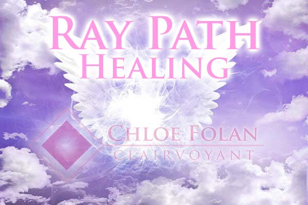 Ray Path Healing by Chloe Folan